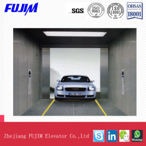 5000kg Vvvf Car Elevator with Stainless Steel Floor pictures & photos