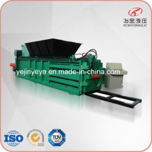 Epm80 Horizontal Straw Baler Machine with Factory Price pictures & photos