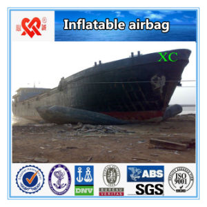 Marine Inflatable Rubber Ship Landing Airbag pictures & photos
