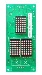 Small DOT Matrix Landing Call Display Board (Vertical)