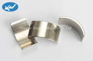 35sh Neodymium-Iron-Boron Magnets, Arc Magnet with Nickel Coating