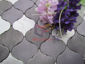 Lantern Shape Aluminium Made Wall Decoration Mosaic (CFA86) pictures & photos