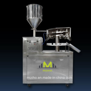 Sm Tube Filling and Sealing Machine pictures & photos