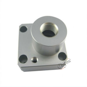 Fabricated Precision Steel CNC Central Machinery Parts pictures & photos