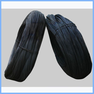 Black Annealed Wire in 0.5mm-5mm for Binding Wire Usage pictures & photos