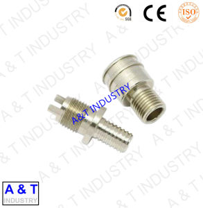 CNC Customized Machining Milling Lathe Parts CNC Machine Parts pictures & photos