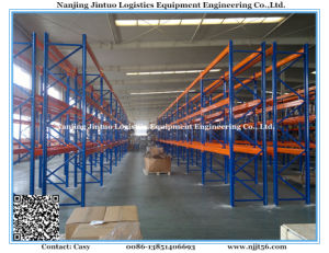 Steel Warehouse Storage Pallet Rack with Heavy Duty pictures & photos