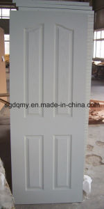 White Melamine Faced MDF Door Skin From Manufacture