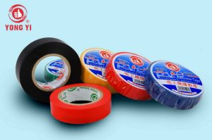 PVC Insulation Electrical Adhesive Tape pictures & photos