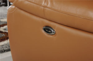 Italy Leather Furniture with Recliner Function pictures & photos