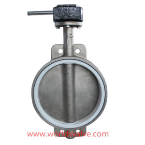 CF8m Wafer Butterfly Valve pictures & photos