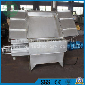 Deal with Livestock Manure, Niaopao Dung and Water Dung Diagonal Screen Type Solid Liquid Separator pictures & photos