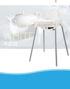 Greensky Wholesale Plastic Kids Highchair 2 in 1 Best High Chair Baby Feeding pictures & photos