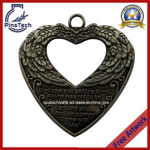 Newest 3D Die Cast Photo Frame Medal pictures & photos