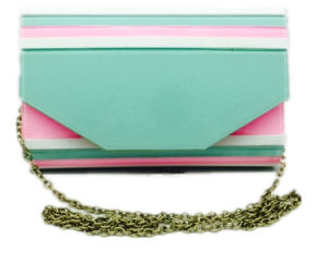 Many Color Acrylic Clutch Bag pictures & photos
