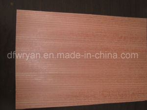 Sapele Nature Wood Veneer Furniture Grade Plywood pictures & photos
