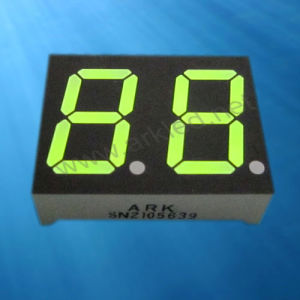 0.28 Inch Dual Digit 7 Segment LED Display