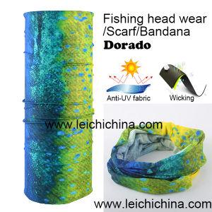 Anti-UV Wicking Dorado Fishing Headwear Scarf Bandana pictures & photos