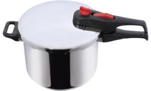 Easy-Open-Operated Pressure Cookware Pot pictures & photos