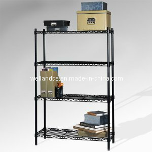 Adjustable DIY Portable Metal Wire Book Rack Price pictures & photos