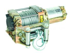 WT-2500W ATV Winch with CE Approval pictures & photos