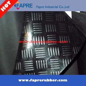 Checker Runner Rubber Sheet, Checker Rubber Sheet pictures & photos