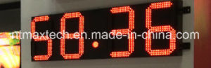 20 Inch Outdoor LED Digital Sign Temperature Sign Time Sign pictures & photos