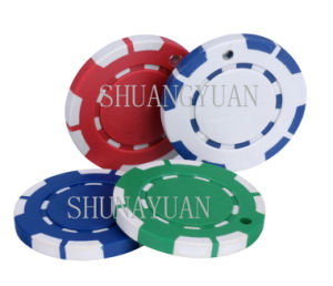 2.5g 2color 8spots Mini Poker Chips (SY-A02-1) pictures & photos