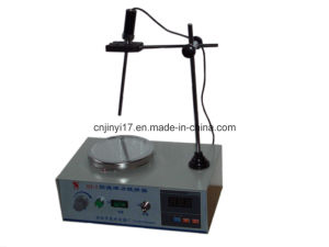Hj-3 Digital Magnetic Stirrer Hot Plate, ISO pictures & photos