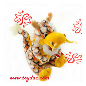 Plush Mascot Chinese Dragon pictures & photos