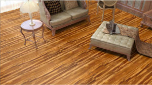 Strand Woven Bamboo Flooring