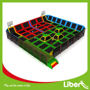 Professional Design Team Indoor Playground Trampoline Park pictures & photos