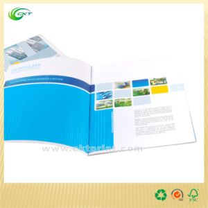 Custom Catalog Printing with Saddle Stitch (CKT- BK-069) pictures & photos