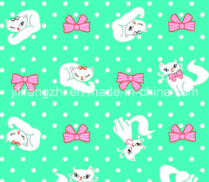 100%Cotton/ Printed Flannel Fabric