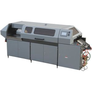 Jbt50-4D Perfect Glue Binding Machine (AUTO COVERING) pictures & photos