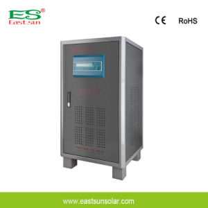 40kVA 1 Phase Input and 3 Phase Output UPS Power Supply