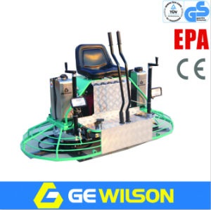 High Efficiency Ride on Concrete Power Trowel Machine pictures & photos