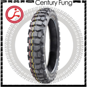 DOT Certificate Motorcycle Tyre with High Quality off Road Tyre 4.10-18 110/90-18 pictures & photos