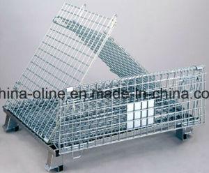 Euro Wire Bulk Storage Basket pictures & photos