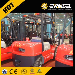 Popular YTO 2.5ton Small Battery Forklift CPD25 For Sale pictures & photos