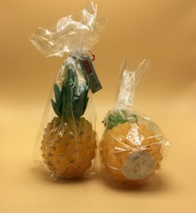 Craft Scented Candle Pineapple Shape for Gift pictures & photos