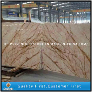 Turkey Yellow Crema EVA Beige Marble Slabs for Countertops/Tiles pictures & photos