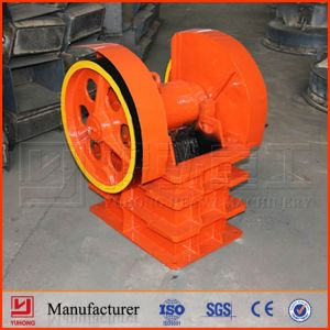Yuhong Small Sized Gold Mining Equipment Small Stone Crusher pictures & photos