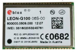 U-Blox GSM Module--Leon-G100