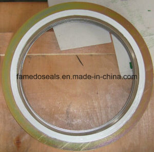 Spiral Wound Gaskets with Graphite or Asbestos or PTFE Filler pictures & photos