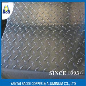 Aluminium Diamond Plate 1060 1050 1100 1200 pictures & photos