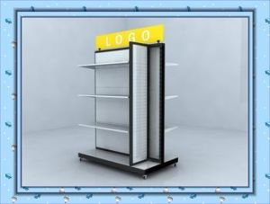 Steel Supermarket Store Stand Rack for Display pictures & photos
