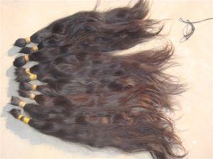 Brazilian Natural Hair Extension Human Hair Bulk