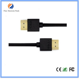 5m 2160p HDMI 2.0 Cables 4k*2k Gold Plated HDMI to HDMI Cables pictures & photos