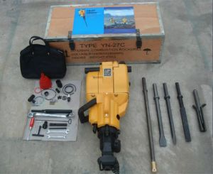 Gasoline Petrol Rock Drill Jack Hammer pictures & photos